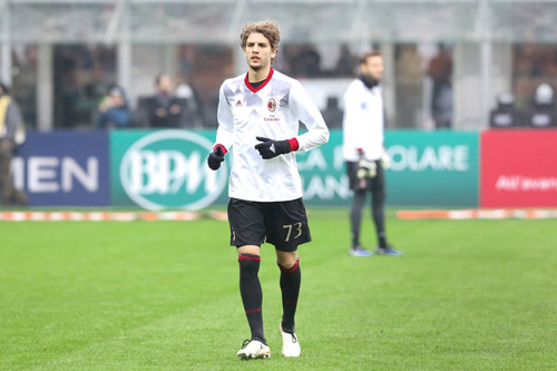 manuel locatelli ac mailand 2017 2
