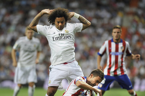 marcelo real madrid 7