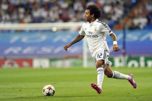 marcelo real madrid 9