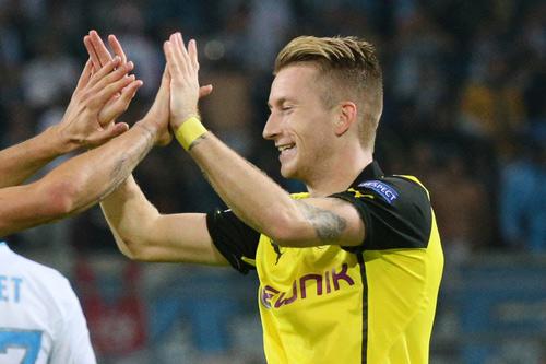 Borussia Dortmund Marco Reus Drei Gründe Warum Er So überragend