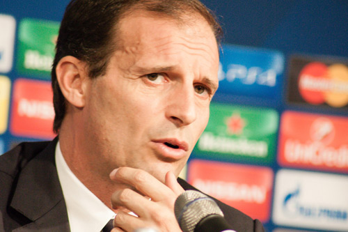 massimiliano allegri 2017