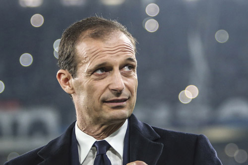 massimiliano allegri 2018 10