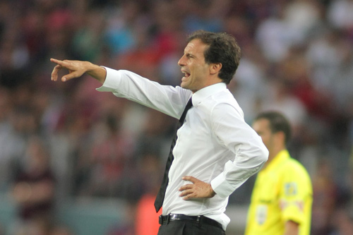 massimiliano allegri 4