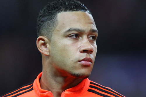 memphis depay manchester united 2