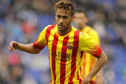 neymar 2014