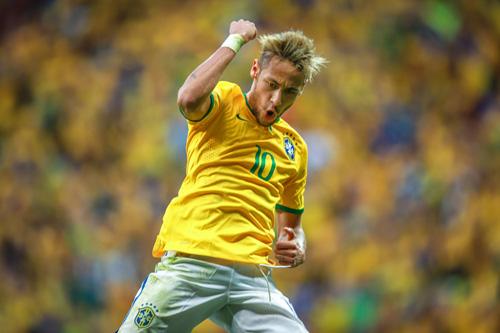 neymar action