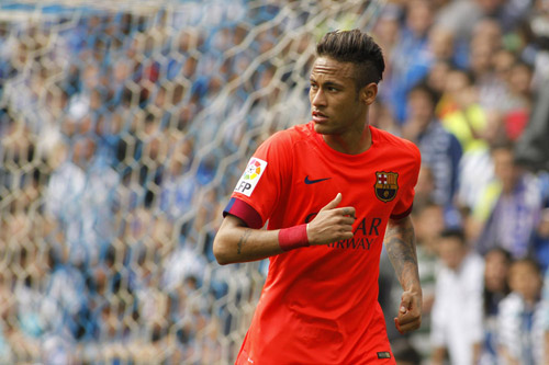 neymar fc barcelona 2015