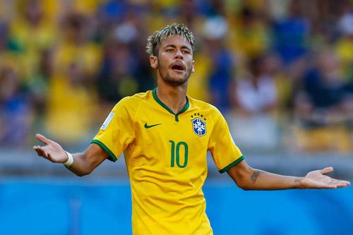 neymar selecao 30