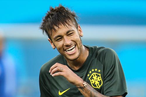 neymar selecao training 2