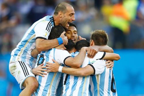 pablo zabaleta argentinien jubel