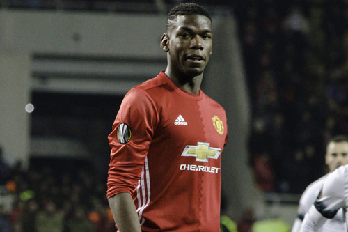 paul pogba manchester united 16