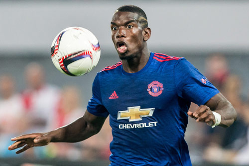 paul pogba manchester united 7