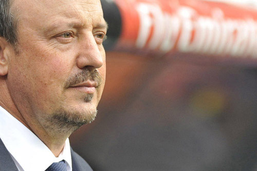 rafael benitez real madrid 3