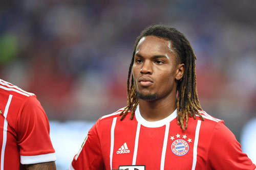 renato sanches 2017