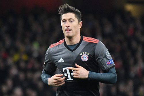 robert lewandowski 2018 3