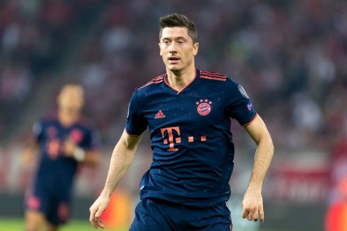 robert lewandowski 2020 106