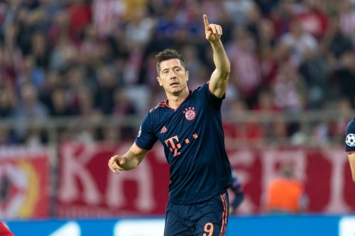 robert lewandowski 2020 112