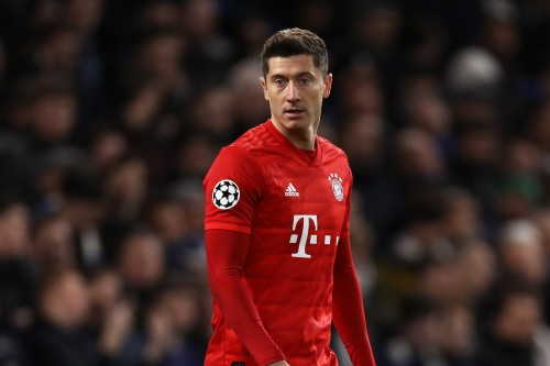 robert lewandowski 2020 802