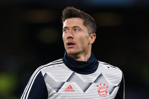 robert lewandowski 2020 806