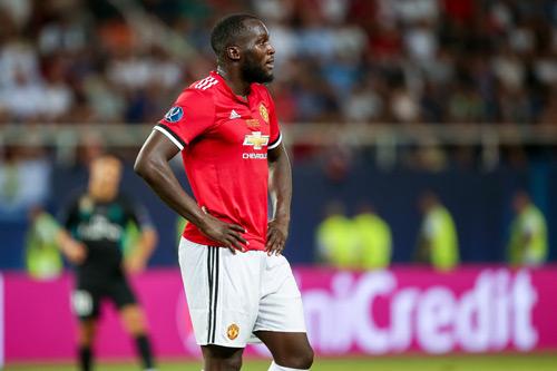romelu lukaku manchester united 2018