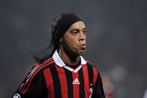 Ronaldinho Pleite