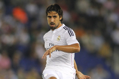 sami khedira real madrid 10