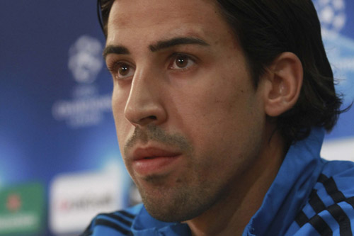 sami khedira real madrid interview
