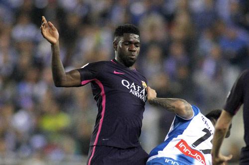 Fc Barcelona Vertragspoker Samuel Umtiti Fordert Kräftige