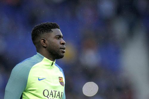 Fc Barcelona Nach Samuel Umtiti Barça Baggert Wieder An Einem