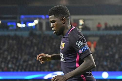 Manchester United Kampf Um Umtiti Verloren Jetzt Will United