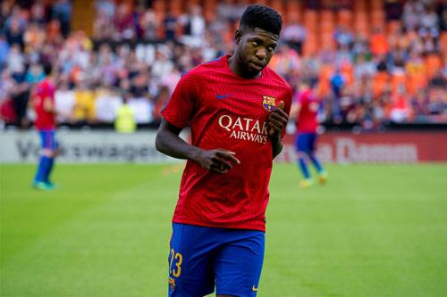 Fc Barcelona Samuel Umtiti Barça Will Schnell Klarheit Im