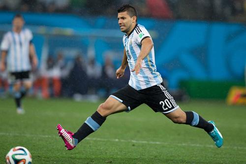 sergio aguero argentinien