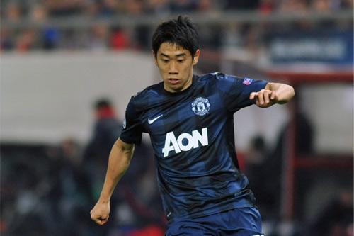 shinji kagawa manchester united 2
