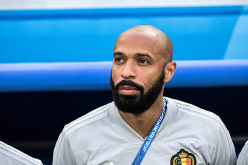 thierry henry 2018