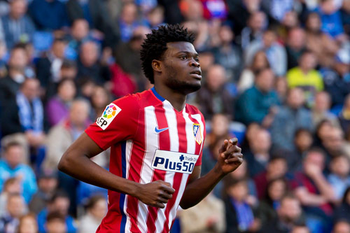 thomas partey atletico madrid 2