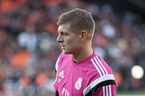 toni kroos real madrid 12