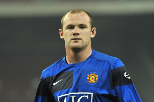 wayne rooney man united 2011
