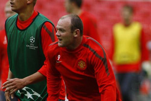 wayne rooney manchester united 6
