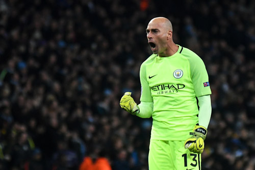 willy caballero 2017