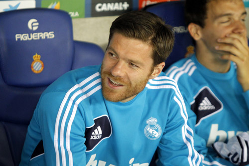 xabi alonso real madrid 5