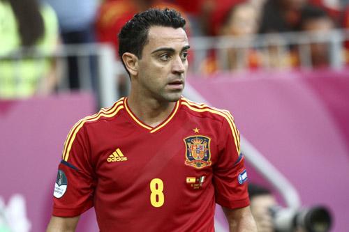 xavi hernandez spanien profil