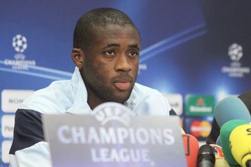 yaya toure interview