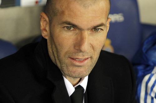zinedine zidane interview