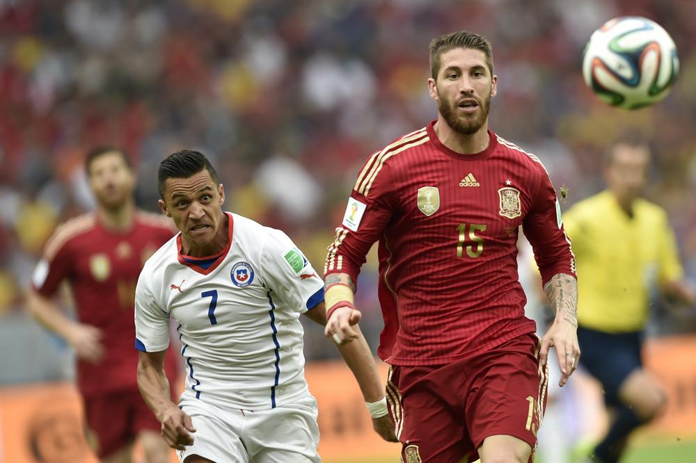 Sergio Ramos will mit Spanien zu Olympia