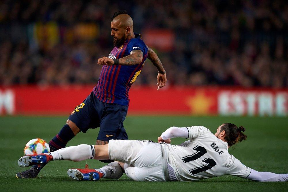 Inter-Vize flirtet mit Barça-Krieger Arturo Vidal - Fussball Europa