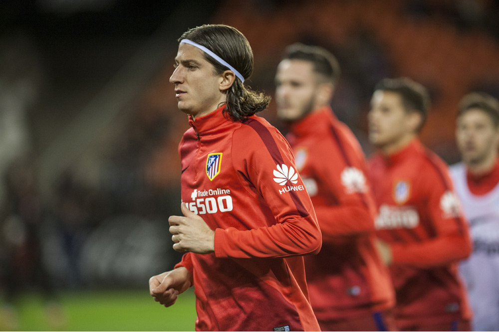 Olympique Lyon kontaktiert Filipe Luis und zweite weitere Brasilianer