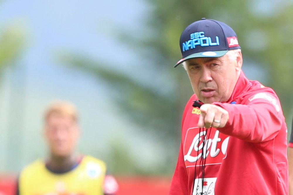 Mittelfeld-Juwel auf dem Sprung zu Carlo Ancelotti