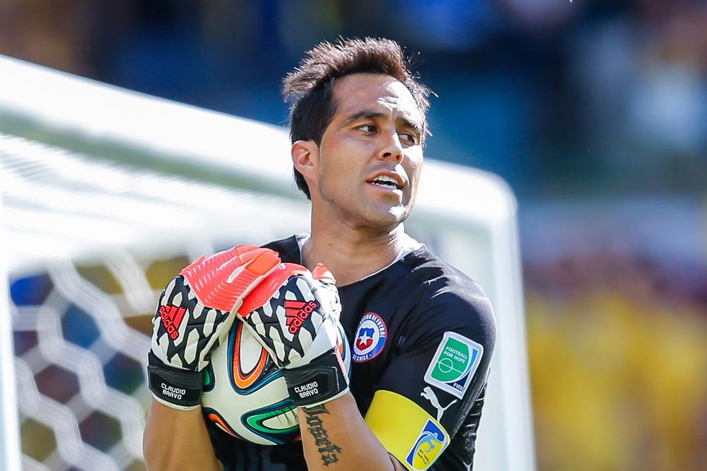 Manager Beteuert: Barça Wollte Claudio Bravo Nicht Abgeben