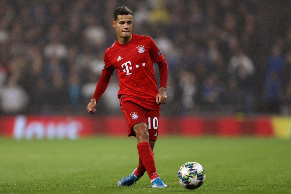 Philippe Coutinho muss bei den Bayern bleiben, fordert eine Selecao-Legende
