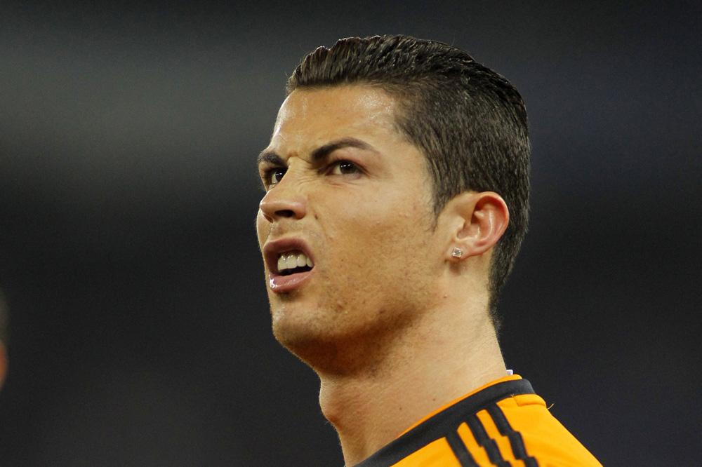 Cristiano Ronaldo: Sie nannten ihn Heulsuse